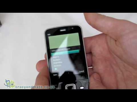 Nokia N96 unboxed
