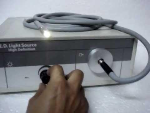 Medical Led Light Source For Endoscopy Endoillumination