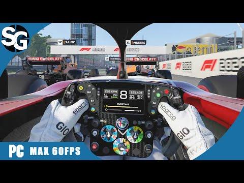 F1 2020 Game | Antonio GIOVINAZZI | Italian Grand Prix |
