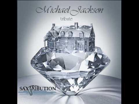 Michael Jackson - The Way You Make Me Feel (SAXTRIBUTION)