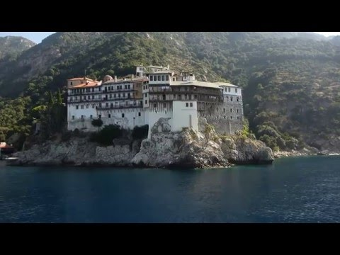 Mount Athos-Short movie