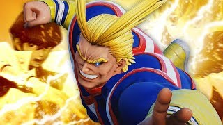 New Jump Force DLC But... (All Might, Seto Kaiba & Biscuit Krueger) thumbnail