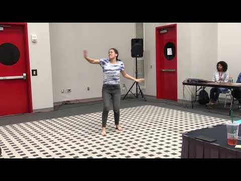 Krystal Tavarez  Solo Human Video  National Fine Arts Festival 2018  MOFA 2018