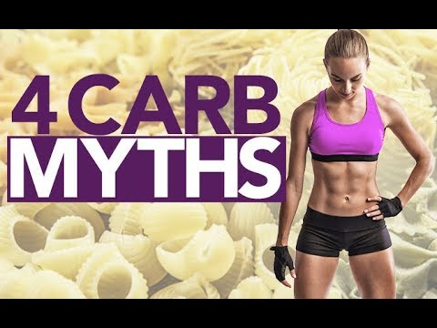 4 High Carb Foods Myths That should be Hidden
