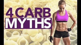 The Truth About Carbs & Weight Loss (4 CARB MYTHS DEBUNKED!!)