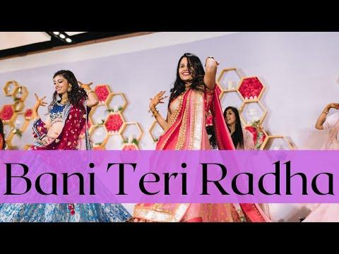 Bani Teri Radha Dance Choreography | Jab Harry Met Sejal | Bridesmaids And Sisters Performance