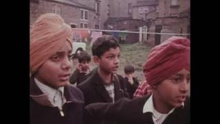 Huddersfield in the sixties.