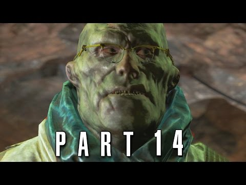 Fallout 4 Walkthrough Gameplay Part 14 - The Glowing Sea (PS4)