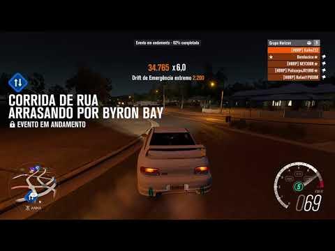 1° Campeonato de Drift HBRP
