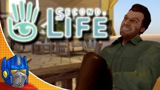 IS THIS REAL LIFE | Second Life(Basically I decided to download Second Life as I have never played it before. This happened to be the result. Subscribe For More!, 2014-07-10T17:00:00.000Z)