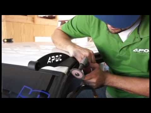Apoc Industries 2nd Generation Dodge Roof Mount Install Youtube
