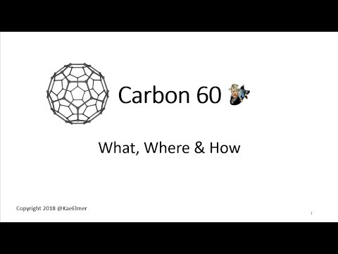 Carbon 60 - What are the health benefits, Where can you buy