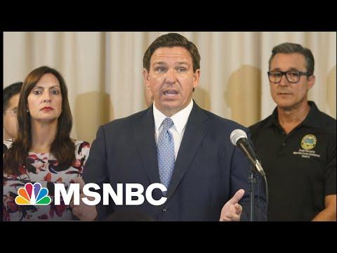Florida's 'Mini-Trump' Loses Teacher Clash: 'I Don't Have That Power'