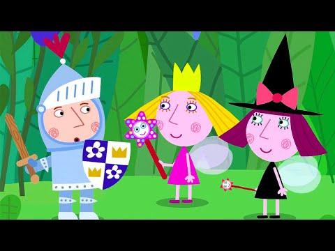 🎉🌈 Ein Tag voller Streiche 🥳🎁 Ben und Hollys Kleines Königreich Deutsch | Cartoons für Kinder
