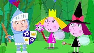 🎉🌈 Ein Tag voller Streiche 🥳🎁 Ben und Hollys Kleines Königreich Deutsch   Cartoons für Kinder