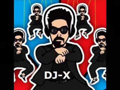 [DJ-X] Dang Dang Mix - Manam Kothi Paravai