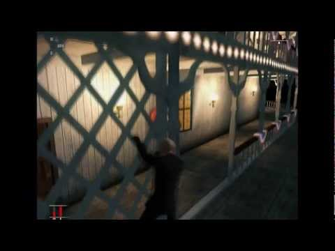 Let's play - Hitman Blood Money - Episode 7 - Death on the mississippi - PC