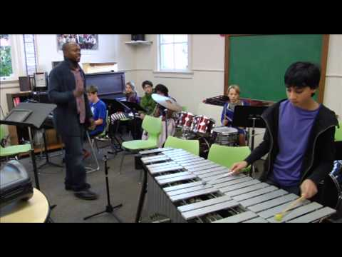 Spotlight on the Music Program: Upper School Bands at Black Pine Circle School
