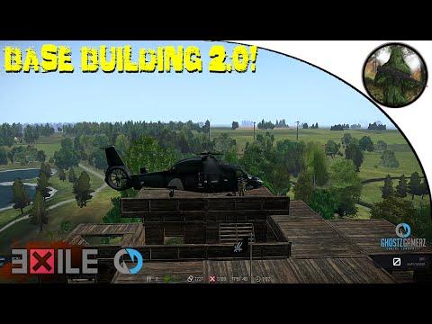 ARMA 3: Exile Mod — Bornholm—BASE BUILDING! (2 0) - YouTube