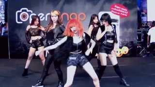 140504 Liquor cover 4Minute - Intro+Volump Up+Huh+Hot Issue+What