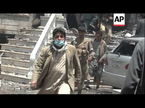 Aftermath and reaction as gunmen attack Indian Consulate in Afghanistan