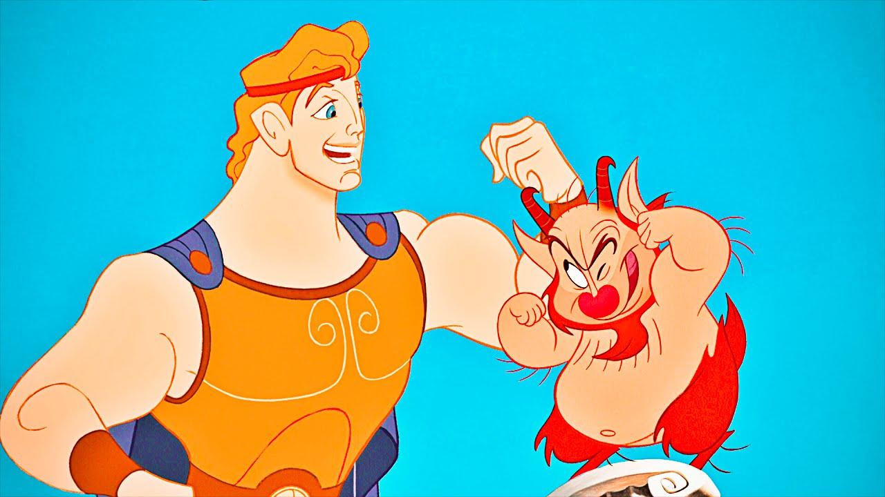 Disney Hercules Stream English
