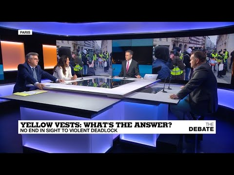 Yellow Vests: What's the answer? No end in sight to violent deadlock