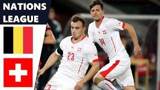 Schweiz - Belgien | 3. Spieltag | Nations League 2018 Prognose/Tipp