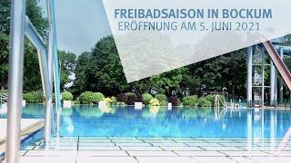 Freibadsaison in Bockum startet am Samstag für Schwimmer (am 04.06.2021 um 17:01)