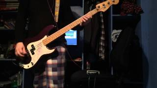 Green Day - Chump Bass Cover