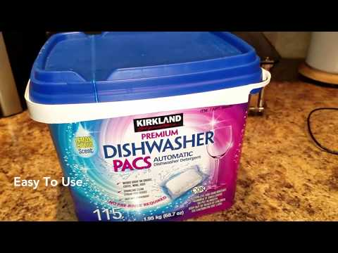 ✅-how-to-use-kirkland-premium-dishwasher-detergent-pacs-review
