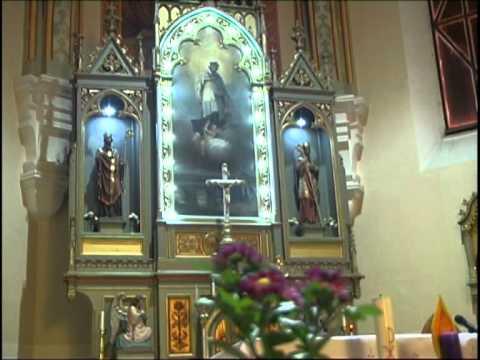 Crkva Sv Ivana Nepomuka Vrbovsko Youtube