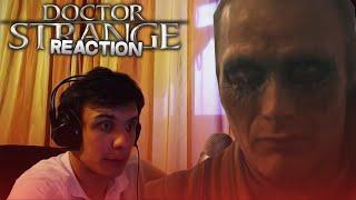 "Reaction | SDCC Трейлер  ""Доктор Стрэндж/Doctor Strange"""