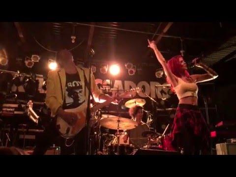 3 - Legendary - POWERS (Live in Carrboro, NC - 3/13/16)