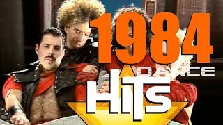Best Hits 1984 ★ Top 100 ★...