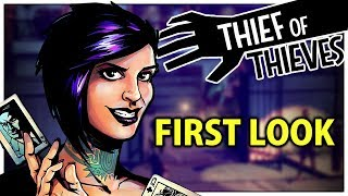 Thief of Thieves First Look - Volume 1: Party and Larceny - Season One Let