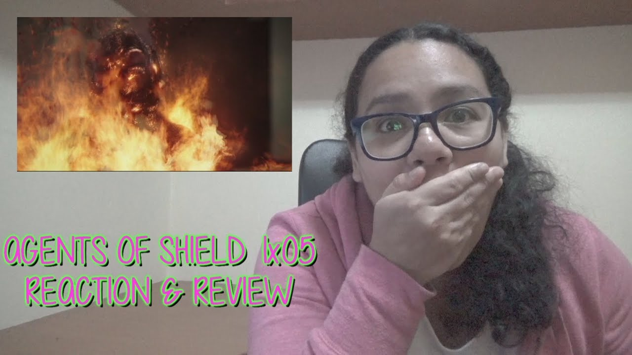 """Download Marvel's Agents of SHIELD 1x05 REACTION & REVIEW """"Girl in the Flower Dress"""" S01E05   JuliDG"""