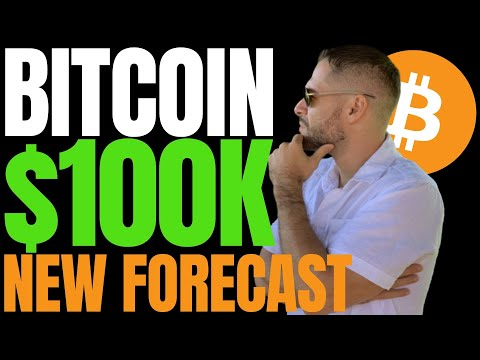 Crypto Analyst Adjusts $100,000 Bitcoin Forecast | BTC Buy Signal That Preceded 2017's 2,000% Rally