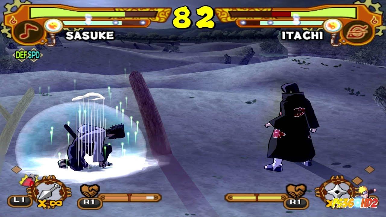 Hasil gambar untuk naruto ultimate ninja 5