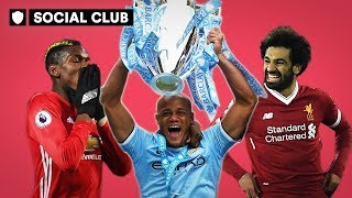 CAN UNITED OR LIVERPOOL CHALLENGE CITY NEXT SEASON? | SOCIAL CLUB