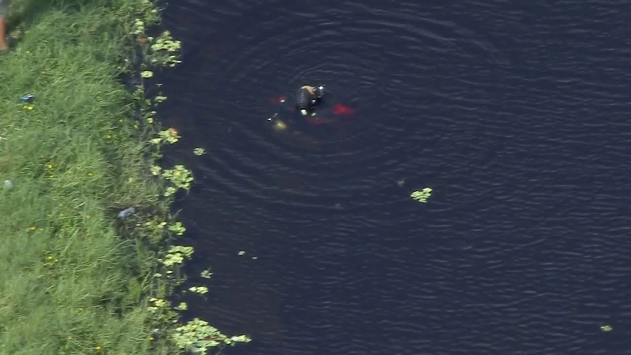 Body of man pulled from canal in Pompano Beach