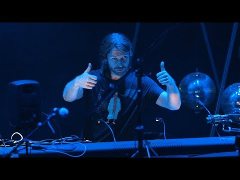 Aphex Twin Live At Barbican Hall, London, 10/10/12