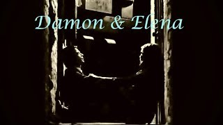 Дэймон и Елена - Дневники вампирa (Vampire Diaries) - 1 season