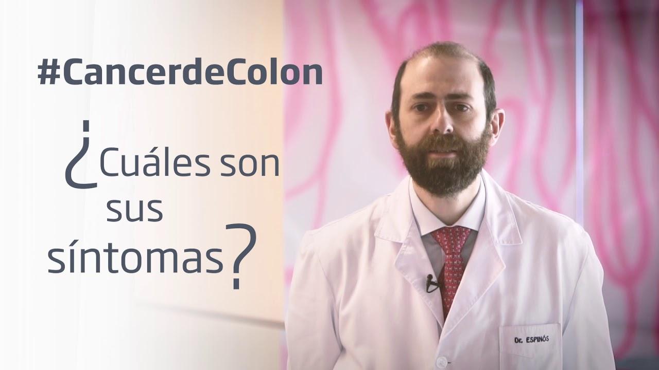 Cancer de colon sintomas en mujeres