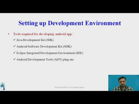 Introduction To Mobility And Android