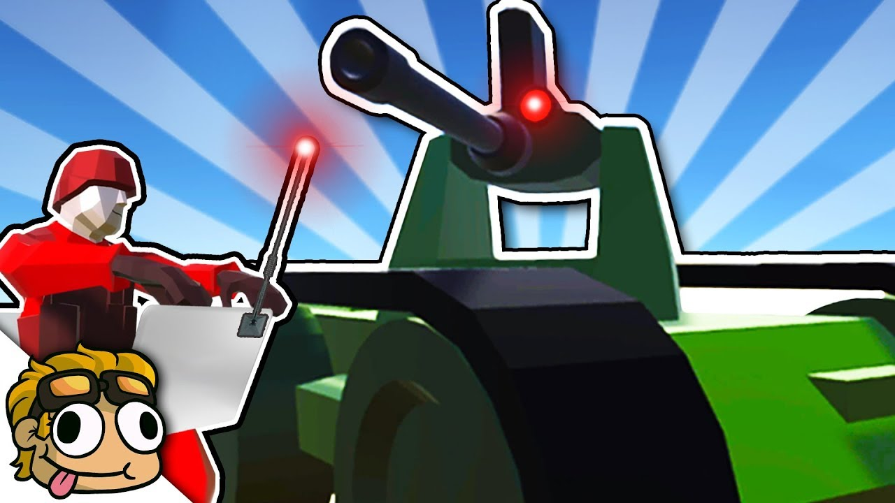 NEW REMOTE CONTROL VEHICLE! | Ravenfield Weapon and Vehicle Mod Beta  Gameplay