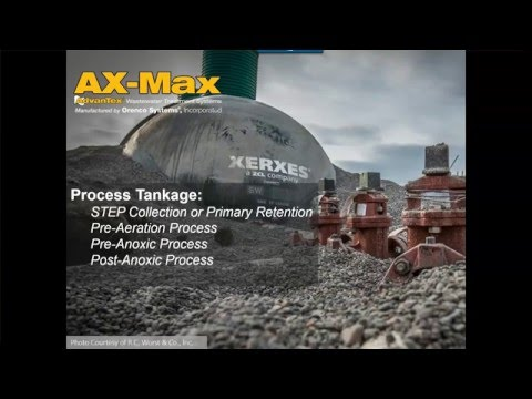 Idaho AdvanTex AX-Max Engineering Presentation