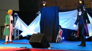 Cosplay Groupe Pandora Hearts (1er prix) - JapaNantes 1 (janv.2012)