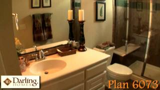Darling Homes 6073 Floor Plan Frisco Texas