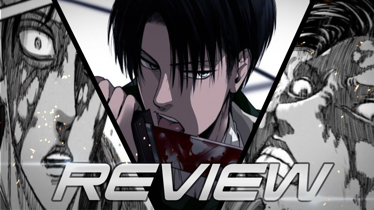 Attack on Titan Manga Chapter 81 Review - The Final Stand - YouTube